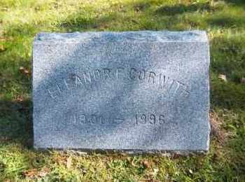 CORWITH, ELEANOR - Suffolk County, New York | ELEANOR CORWITH - New York Gravestone Photos