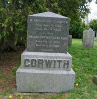 CORWITH, SUSAN HUNTINGTON - Suffolk County, New York | SUSAN HUNTINGTON CORWITH - New York Gravestone Photos
