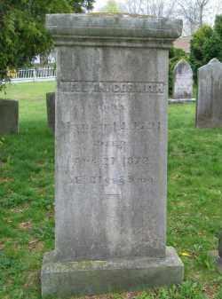 CORWITH, WILLIAM - Suffolk County, New York | WILLIAM CORWITH - New York Gravestone Photos