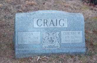 CRAIG, JOHN - Suffolk County, New York | JOHN CRAIG - New York Gravestone Photos