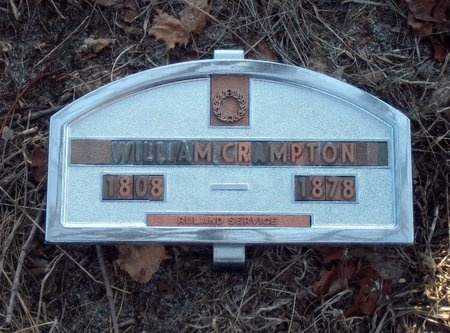 CRAMPTON, WILLIAM - Suffolk County, New York | WILLIAM CRAMPTON - New York Gravestone Photos