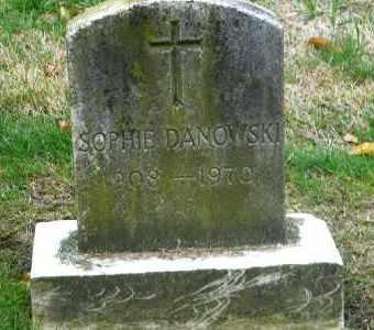 DANOWSKI, SOPHIE - Suffolk County, New York | SOPHIE DANOWSKI - New York Gravestone Photos