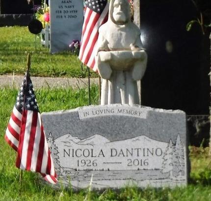 DANTINO, NICOLA - Suffolk County, New York | NICOLA DANTINO - New York Gravestone Photos