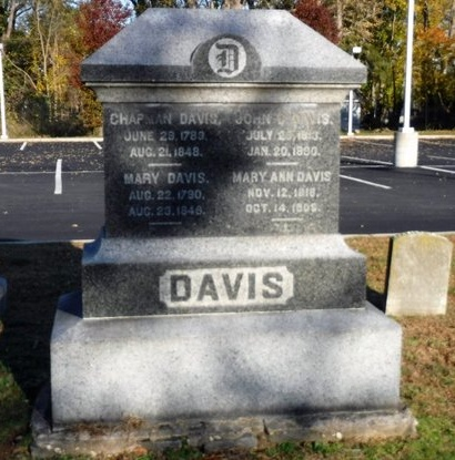 DAVIS, CHAPAN - Suffolk County, New York | CHAPAN DAVIS - New York Gravestone Photos