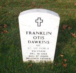 DAWKINS, FRANKLIN OTIS - Suffolk County, New York | FRANKLIN OTIS DAWKINS - New York Gravestone Photos