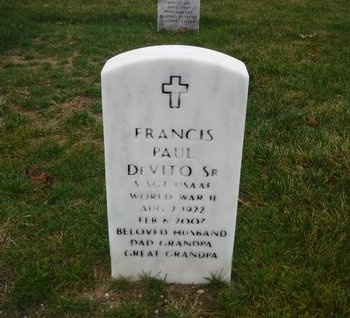 DEVITO, FRANCIS PAUL - Suffolk County, New York | FRANCIS PAUL DEVITO - New York Gravestone Photos