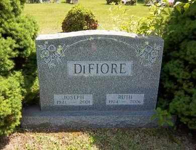 DIFIORE, RUTH - Suffolk County, New York | RUTH DIFIORE - New York Gravestone Photos