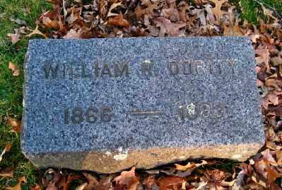 DORITY, WILLIAM R - Suffolk County, New York | WILLIAM R DORITY - New York Gravestone Photos