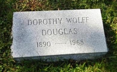 WOLFF DOUGLAS, DOROTHY - Suffolk County, New York | DOROTHY WOLFF DOUGLAS - New York Gravestone Photos
