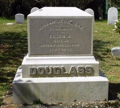DOUGLASS, ELIZA A - Suffolk County, New York | ELIZA A DOUGLASS - New York Gravestone Photos