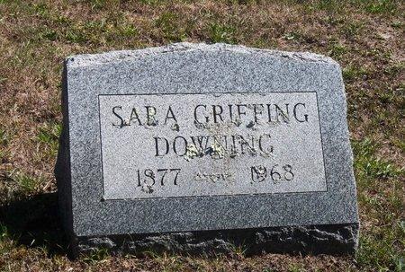GRIFFING, SARA - Suffolk County, New York | SARA GRIFFING - New York Gravestone Photos