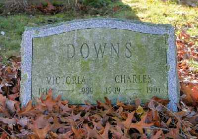 DOWNS, CHARLES - Suffolk County, New York   CHARLES DOWNS - New York Gravestone Photos