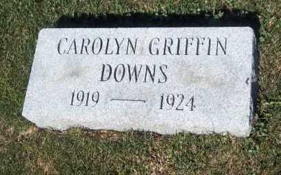 DOWNS, CAROLYN - Suffolk County, New York | CAROLYN DOWNS - New York Gravestone Photos