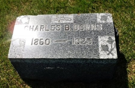 DOWNS, CHARLES B - Suffolk County, New York | CHARLES B DOWNS - New York Gravestone Photos
