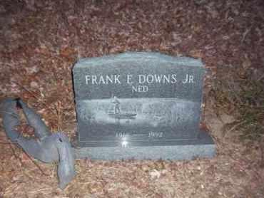 DOWNS, FRANK E - Suffolk County, New York | FRANK E DOWNS - New York Gravestone Photos