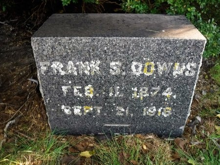 DOWNS, FRANK S - Suffolk County, New York | FRANK S DOWNS - New York Gravestone Photos