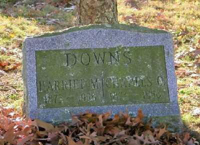 DOWNS, CHARLES O - Suffolk County, New York   CHARLES O DOWNS - New York Gravestone Photos