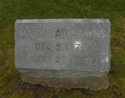 DOWNS, MARY JAY - Suffolk County, New York | MARY JAY DOWNS - New York Gravestone Photos