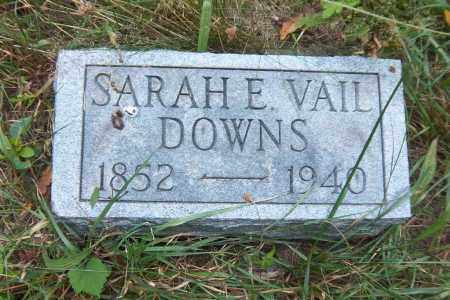 DOWNS, SARAH E - Suffolk County, New York | SARAH E DOWNS - New York Gravestone Photos