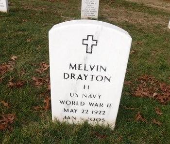 DRAYTON, MELVIN - Suffolk County, New York   MELVIN DRAYTON - New York Gravestone Photos
