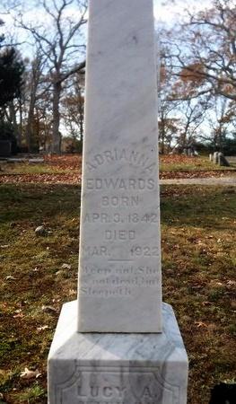 EDWARDS, ADRIANNA - Suffolk County, New York | ADRIANNA EDWARDS - New York Gravestone Photos