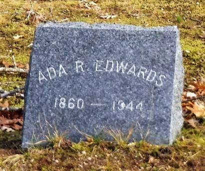 EDWARDS, ADA R - Suffolk County, New York | ADA R EDWARDS - New York Gravestone Photos
