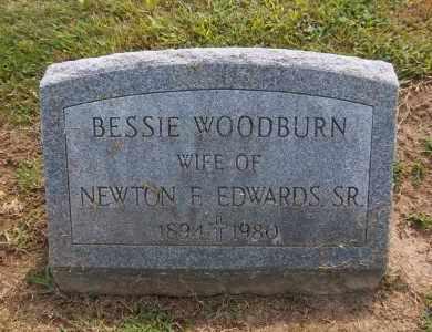 EDWARDS, BESSIE - Suffolk County, New York | BESSIE EDWARDS - New York Gravestone Photos