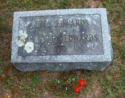 EDWARDS, BETTY - Suffolk County, New York   BETTY EDWARDS - New York Gravestone Photos