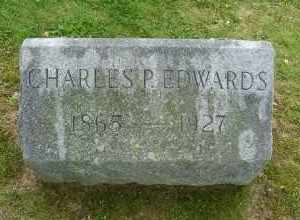 EDWARDS, CHARLES P - Suffolk County, New York | CHARLES P EDWARDS - New York Gravestone Photos