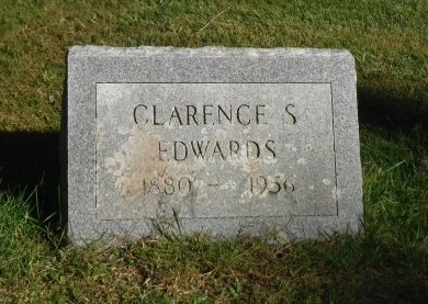 EDWARDS, CLARENCE S - Suffolk County, New York | CLARENCE S EDWARDS - New York Gravestone Photos