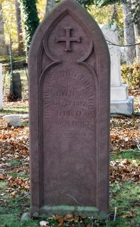 EDWARDS, DAVID OSBORN - Suffolk County, New York | DAVID OSBORN EDWARDS - New York Gravestone Photos
