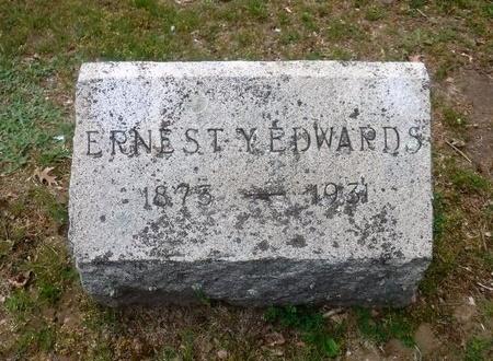 EDWARDS, ERNEST Y - Suffolk County, New York | ERNEST Y EDWARDS - New York Gravestone Photos
