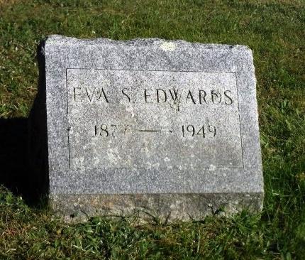 EDWARDS, EVA S - Suffolk County, New York | EVA S EDWARDS - New York Gravestone Photos