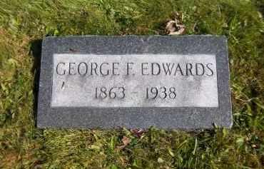 EDWARDS, GEORGE F. - Suffolk County, New York | GEORGE F. EDWARDS - New York Gravestone Photos