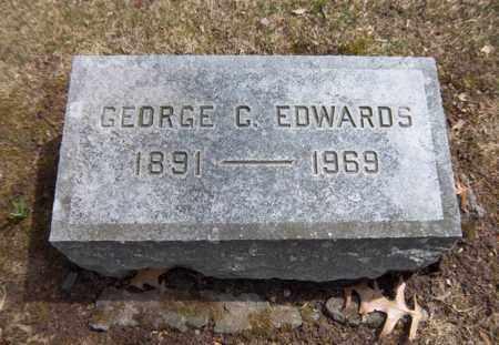 EDWARDS, GEORGE C. - Suffolk County, New York | GEORGE C. EDWARDS - New York Gravestone Photos