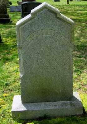 EDWARDS, HEZEKIAH - Suffolk County, New York | HEZEKIAH EDWARDS - New York Gravestone Photos