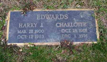 EDWARDS, CHARLOTTE S. - Suffolk County, New York | CHARLOTTE S. EDWARDS - New York Gravestone Photos