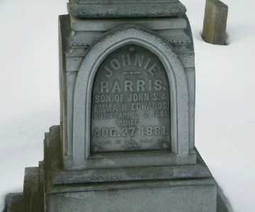 EDWARDS, JONNIE HARIS - Suffolk County, New York | JONNIE HARIS EDWARDS - New York Gravestone Photos