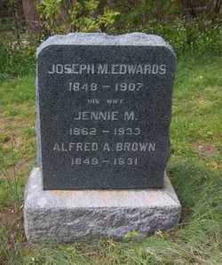 EDWARDS, JOSEPH M - Suffolk County, New York | JOSEPH M EDWARDS - New York Gravestone Photos