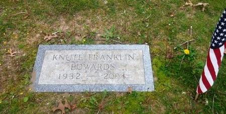 EDWARDS, KNUTE FRANKLIN - Suffolk County, New York | KNUTE FRANKLIN EDWARDS - New York Gravestone Photos
