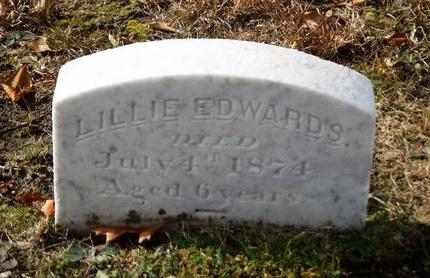 EDWARDS, LILLIE - Suffolk County, New York | LILLIE EDWARDS - New York Gravestone Photos
