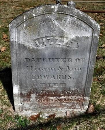 EDWARDS, LIZZIE - Suffolk County, New York   LIZZIE EDWARDS - New York Gravestone Photos