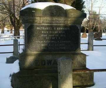 EDWARDS, NATHANIEL H - Suffolk County, New York | NATHANIEL H EDWARDS - New York Gravestone Photos
