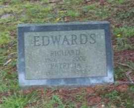 EDWARDS, RICHARD - Suffolk County, New York | RICHARD EDWARDS - New York Gravestone Photos