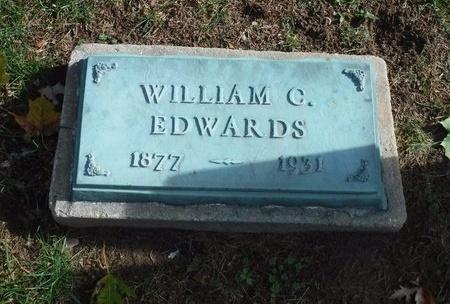 EDWARDS, WILLIAM C - Suffolk County, New York | WILLIAM C EDWARDS - New York Gravestone Photos