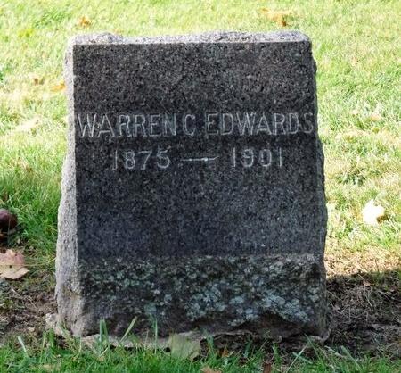 EDWARDS, WARREN C - Suffolk County, New York | WARREN C EDWARDS - New York Gravestone Photos