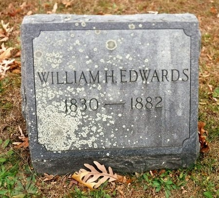 EDWARDS, WILLIAM H - Suffolk County, New York | WILLIAM H EDWARDS - New York Gravestone Photos