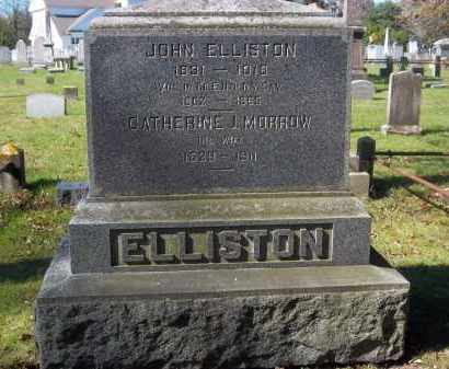 ELLISTON, CATHERINE - Suffolk County, New York | CATHERINE ELLISTON - New York Gravestone Photos