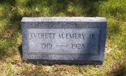 EMERY, EVERETT M. - Suffolk County, New York   EVERETT M. EMERY - New York Gravestone Photos