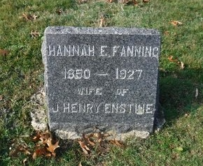 FANNING, HANNAH E - Suffolk County, New York | HANNAH E FANNING - New York Gravestone Photos